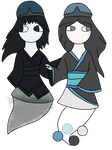 Srima And Yurei by PaulaLee2697