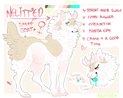 NELITTED REF SHEET by Nelitted