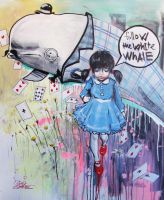 Follow the White Whale by lora-zombie