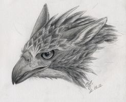 Gryphon by Chickenzaur