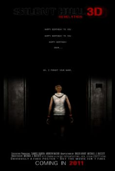 SILENT HILL: Revelation POSTER by ZeTrystan