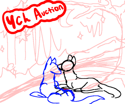 YCH AUCTION: Stargazing (open!) by Zoupp