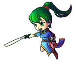 [Patreon] Lyndis - Fire Emblem (Request) by Izagar