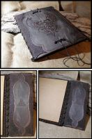 Book of Secrets by morgenland