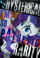 Hysterical Rarity Poster by Skeptic-Mousey
