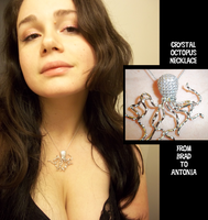 new necklace by AceroTiburon