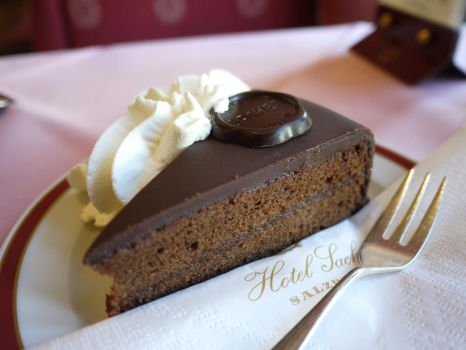 Sacher Torte by KIRBY19