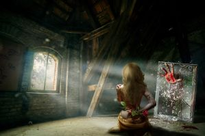 The attic damned by Energiaelca1