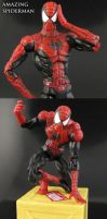 Spiderman Marvel Legends by Jin-Saotome