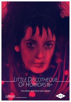 Little Discotheque Of Horrors (Beetlejuice) by DustGraph