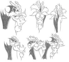 Angles of Discord by Smashedatoms