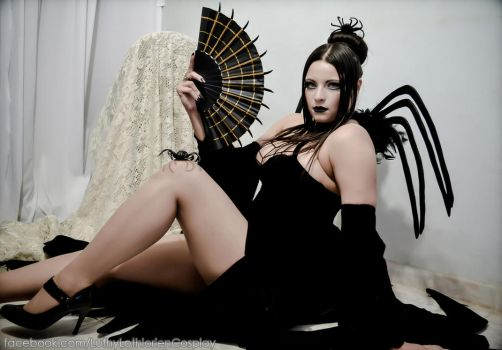 Mother of Spiders by Luthy-Lothlorien