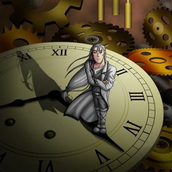 Father Time by medli20