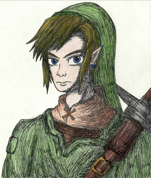 Twilight Princess Link by FizzyBubbles