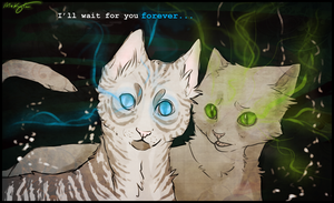 Jayfeather's Promise by makimotto