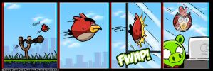 TRB: Angry Birds Metropolis 3D by geogant