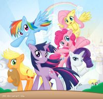 The Magic of Frienship by J8d