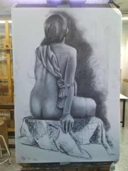 Study Figure by Gonsart