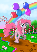 Candy park by Chocolatechilla