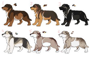 Adopts 21 CLOSED by AxesAndFoxes