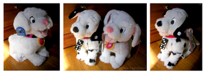 102 Dalmatians Oddball Domino by The-Toy-Chest