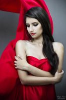 Lady in red II by stalae