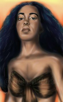 Solange by SilentWillows
