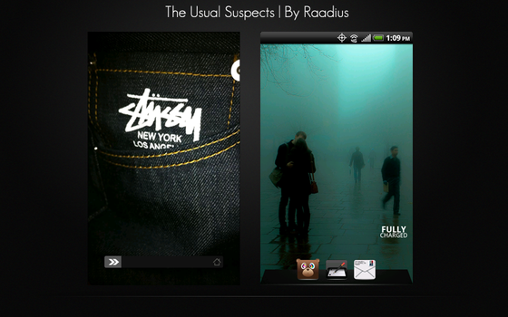 The Usual Suspects by Raadius