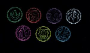 Power Coins colored by BadDogg