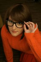 Velma Dinkley by HarleyTheSirenxoxo