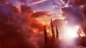 Clouds City by MagdalenaMC