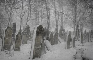 Cemetery by blue-blood-karina