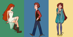 wendy and the mystery twins by rhieme