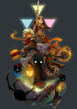 Humble Indie Bundle V by JenZee