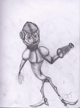 Megaman by resserection1