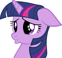 Pouty Twilight being adorable by jessicat0