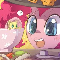 MLP: shy cup by keterok