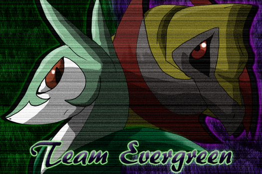 Team Evergreen by TheWolfPack15