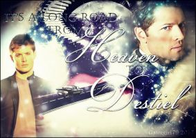 From Heaven to Destiel by Gatergirl79