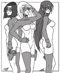 A.C.R.O.N.Y.M Girls by Shabazik
