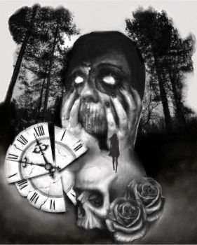 running out of time by BMXNINJA