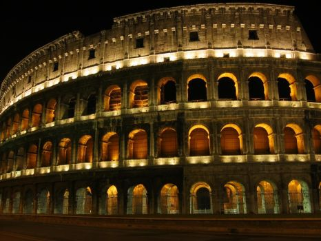 The Colosseum by Nirr