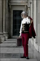 Miles Edgeworth - 02 by shiroang