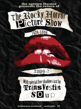 Rocky Horror Picture Show by Lorax06