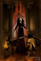 The Mother of Ravens by MJClArt