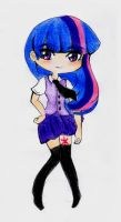 Twilight Sparkle by Melody-in-the-Air