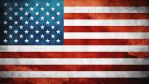 United States USA Flag by think0