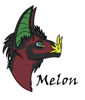 GA: Melon Head by KingSoulless