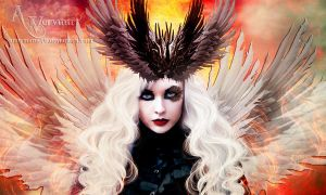 Fire Angel by annemaria48
