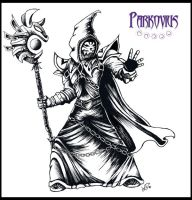 Parkovius by LucidCreations